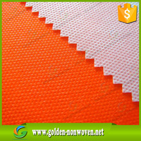 buy plain nonwoven fabric geotextiles/non woven fabric cut direct from Quanzhou Golden/pp Nonwoven manufactures