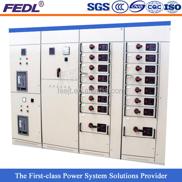 GCS electrical distribution transformer draw-out type switch cubicle