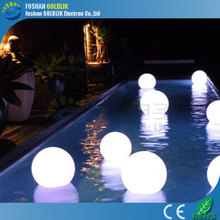GLACS led music dancing furniture super led outdoor balls, led moon light ball