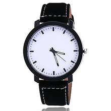 Men's Luxury Quartz Grind Arenaceous strap band custom-made watch case wristwatches men watch