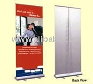 Banner stand / Standee / Backdrop / Display / Pop-up / Advertising / Display / Promotion / Branding / Rollup / Aluminium / Iron