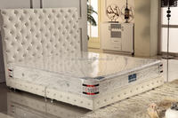 New products special 7-zone pocket spring mattress sleep well