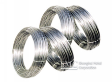 2.4mm stainless steel wire lashing.