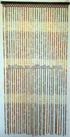 Bamboo Old Fashion Indian Window Blind Beaded Curtains