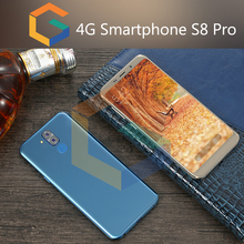 "dropshipping 4G mobile phone 2018 new Product 4GB+64GB 6.1"" Android 7.0 S8 pro with 13MP"