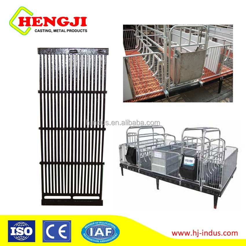 High quality Pig cast iron grates Animal Cages