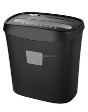 Casa e uso ofice cross cut paper shredder