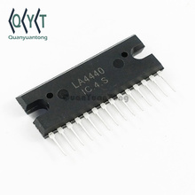 La4440 original IC LA4440 Price <strong>Powder</strong> Amplifier 2-Channel La4440 AUDIO Amplifier IC AMP 6W 14ZIP Integrated Circuit LA 4440