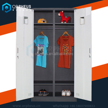NBA Stadium lockers basketball jersey storage Locker NBL 2 door clothing stainless steel Stadium locker