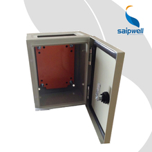 SAIPWELL 1400*800*300mm Large Size Ourdoor Enclosure Corrosion-proof Steel Distribution Box