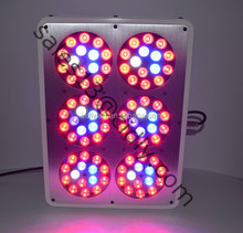 Promotion !! 200W LED grow lights 11 band full spectrum 3watt for hydroponic air pot growing system plant Growth
