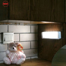 Multifunctional hall entrance motion sensor LED night light