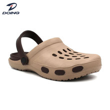 Lightweight comfortable mens garden kid sandals shoes