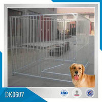 Deluxe Foldaway Dog Cage