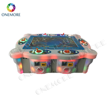 2017 best quality Coin operated fishing hunter table arcade machine kids fishing simulator lottery game machine sale price
