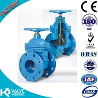 DIN3352 F4 DN150 Gate Valve from Manufacturer