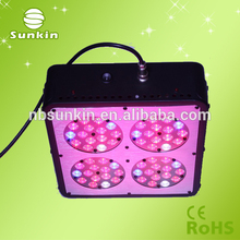 2016 Newest Greenhouse Grow Led Lights , Vegetative Control Led Grow Lights Grow Panel Grow Lamps