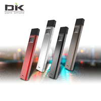 New Arrival disposable Vape Pod E pen Vaporizer vapor Starter Kit 1ml Glass Tank disposable E cigarette