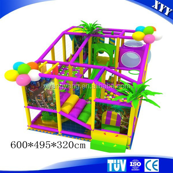2017 New Product different kids indoor playground equipment