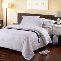 Wholesale hotel copper infused bamboo cotton bed sheets