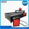 China manufacturer table cnc plasma cutters metal carbon steel stainless steel plasma cutting machinery 1325