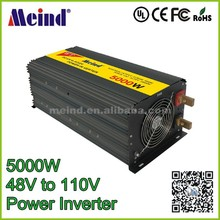 Meind 5000w inverter dc 48v to ac 110v modified sine wave inverter 1000w 2000w 3000w 4000w 5000w 6000w inverter for solar system