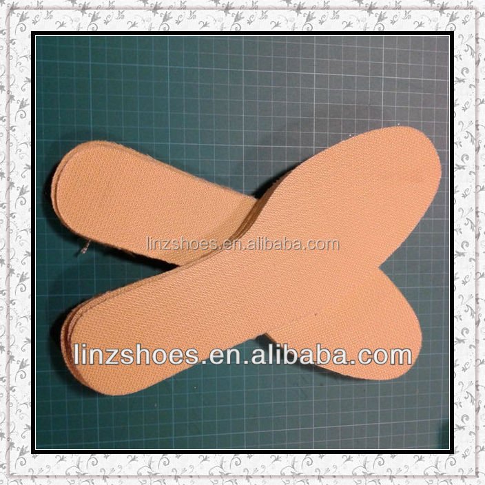 Nail proof insole green materials for safety footwear