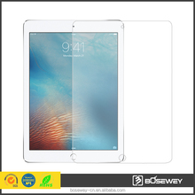 Wholesale high quality tempered glass screen protector for new iPad Pro 9.7 2017