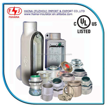 UL listed electrical pipe fittings