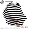 Multi-use Stretchy 3 in 1 baby car seat canopy nursing cover baby car seat cover