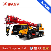 SANY STC250 25 Tons Highly Safety Truck Mounted Crane of Small Truck Crane for Hot Popular