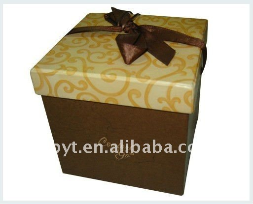 Christmas Crafts Packaging Paper Box Easter