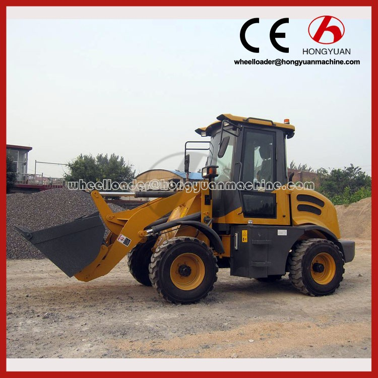 cheap prices compact tractor loader China Backhoe Loader