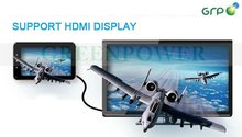 "2012 Hot sales 7"" 710A Capacitive Multitouch Android 4.0 Tablet PC RAM 512M/1GB ROM4/8GB Camera HDMI External 3G WIFI"