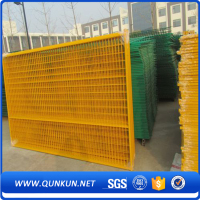 Canada Standard Temporary Safety Fencing Portable Yard Fence