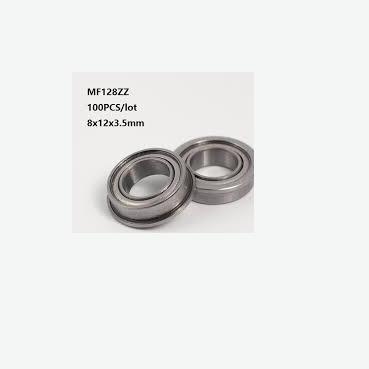 63ZZ  MR63ZZ  3*6*2.5  3x6x2.5mm Metal Shielded Ball Bearing Bearings 100 pcs