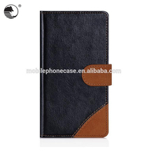 Genuine PU Leather Case for Huawei Mate S, Wallet Type Design cover for mobile phone