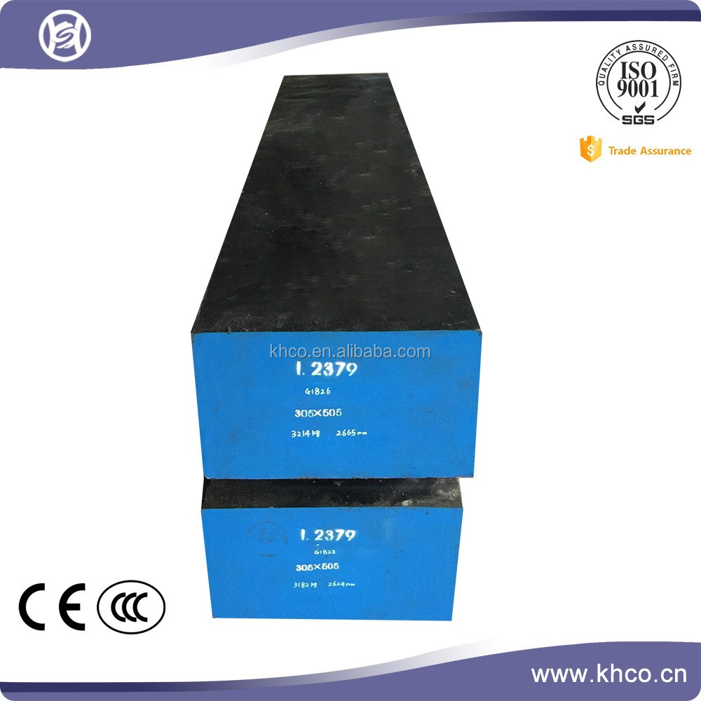 China Suppliers Die Steel Material Alloy Steel Flat DIN.12379