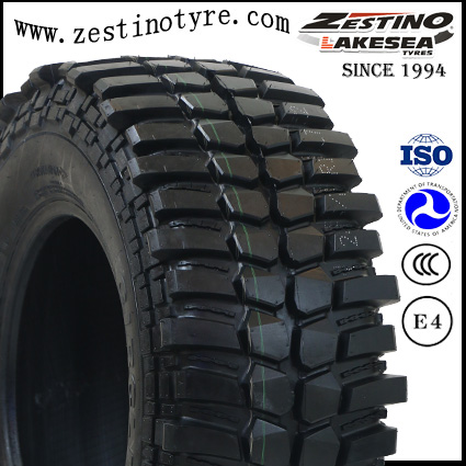 Lakesea mud tires off road tubeless tyre for truck 35X10.5R16LT