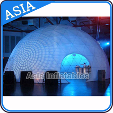 Hot! Inflatable Cube Movie Projection Tent For Sale