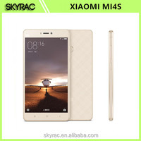 "Original Xiaomi Mi4s Snapdragon 808 Hexa Core 64bit 4G 3GB RAM 64GB ROM 13.0MP 5.0 "" MIUI 7 Mobile Phones"