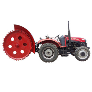 2018 most popularhot sale high quality Ditching Width 12cm to 40cm stock disk type trencher