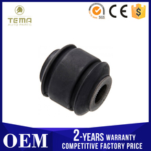 Manufacturer wholesale auto spare parts OEM 56219-5X00A arm Bushing front shock absorber for Ni ssan
