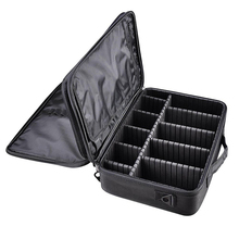 Train Case Artist Cosmetic Protable Professional Makeup Storage Bag