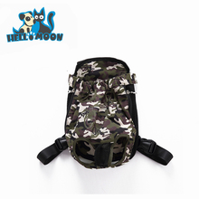 Luxury Soft Backpack Canvas Front Pack Pet Dog Cat Carrier