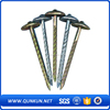 roofing nail with umbrella with rubber washer head for kenya