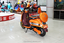 New 2016 scooter Electric motorcycle battery power transportation vehicle