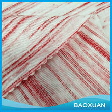 2017 Plain Dyed TR single jersey fabric Polyester Rayon fabric