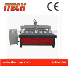 jinan itech 2030 hobby cnc all in one woodworking machine