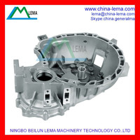 Precision OEM aluminum die casting automobile clutch cover, auto cluth shell manufacturer